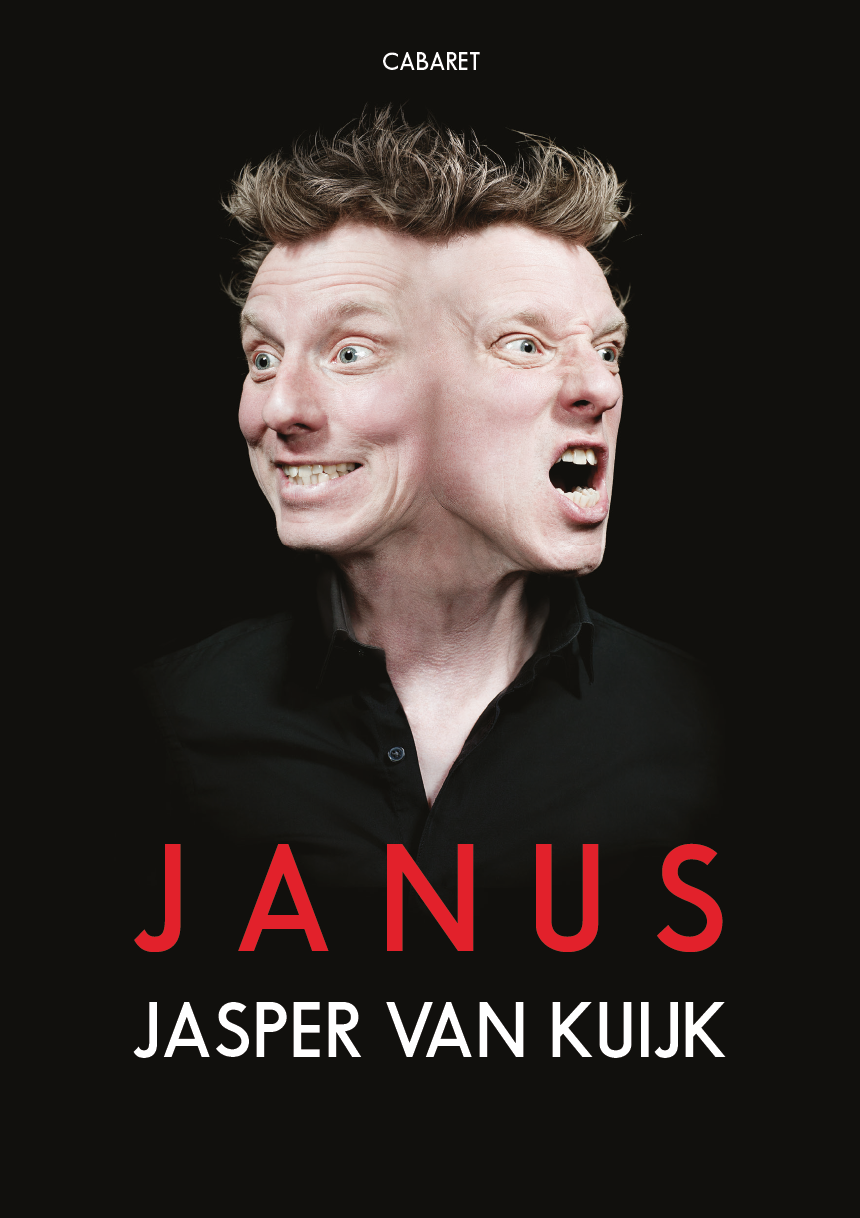 Poster Janus - Jasper van Kuijk