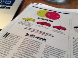 Hoe moeilijk kan het zijn? in de Volkskrant?